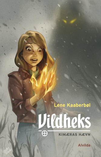 Lene Kaaberbøl: Vildheks. 3, Kimæras hævn