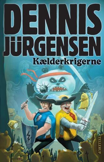 Dennis Jürgensen: Kælderkrigerne