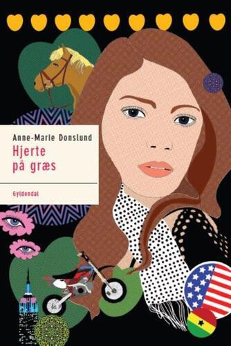 Anne-Marie Donslund: Hjerte på græs