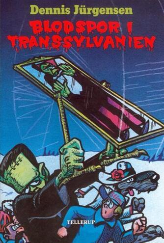 Dennis Jürgensen: Blodspor i Transsylvanien