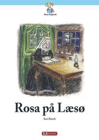 Kari Brinch: Rosa på Læsø : sølvskatten