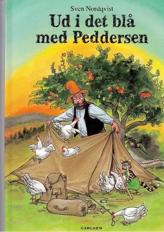 Sven Nordqvist: Ud i det blå med Peddersen (Ved Jesper Klein)