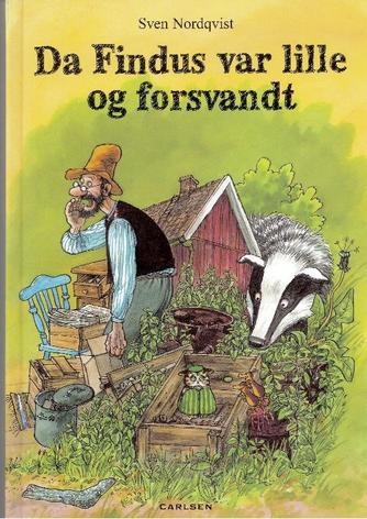 Sven Nordqvist: Da Findus var lille og forsvandt