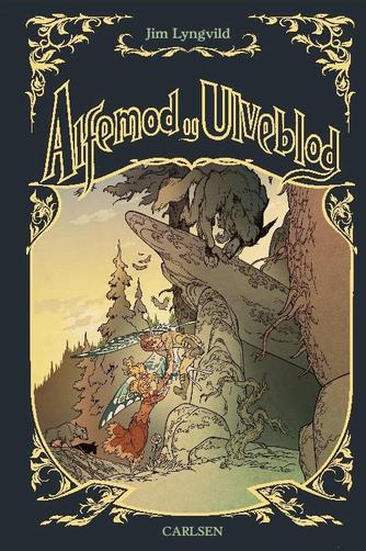 Jim Lyngvild: Alfemod og ulveblod