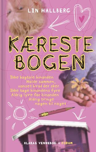 Lin Hallberg: Kærestebogen