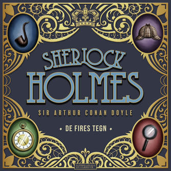 A. Conan Doyle: De fires tegn (Ved Verner Seemann)