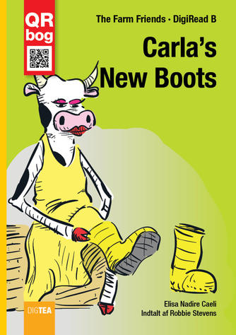 Elisa Nadire Caeli: Carla's new boots