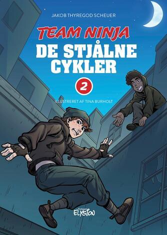 Jakob Thyregod Scheuer: De stjålne cykler