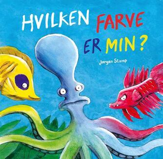Jørgen Stamp: Hvilken farve er min?