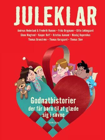: Juleklar : godnathistorier der får børn til at glæde sig i søvne