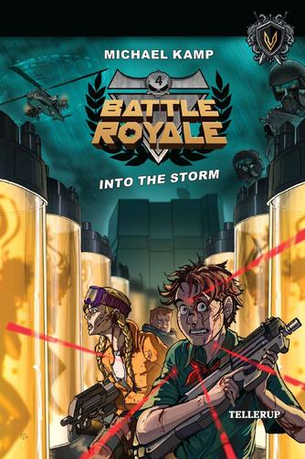 Michael Kamp (f. 1974): Battle royale - into the storm