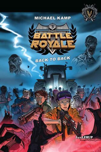 Michael Kamp (f. 1974): Battle royale - back to back