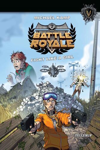 Michael Kamp (f. 1974): Battle royale - fight like a girl