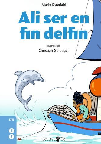 Marie Duedahl: Ali ser en fin delfin