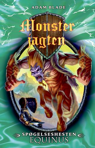 Adam Blade: Spøgelseshesten Equinus