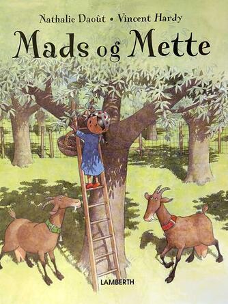 Nathalie Daoût: Mads og Mette