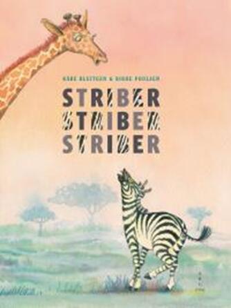 Kåre Bluitgen: Striber, striber, striber