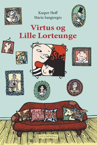 Kasper Hoff: Virtus og Lille Lorteunge