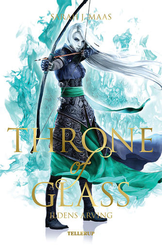 Sarah J. Maas: Throne of glass - ildens arving