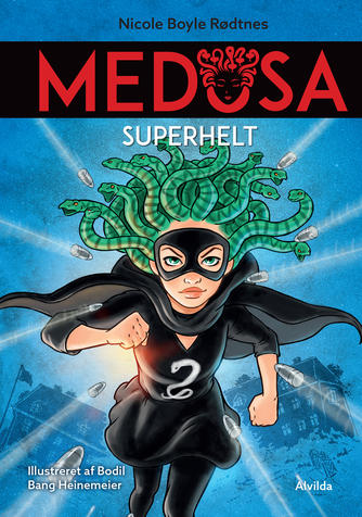Nicole Boyle Rødtnes: Medusa - superhelt
