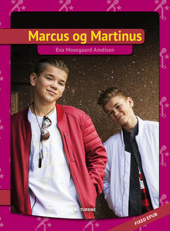 Eva Mosegaard Amdisen: Marcus og Martinus