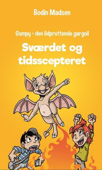 Bodin Madsen: Sværdet og tidsscepteret