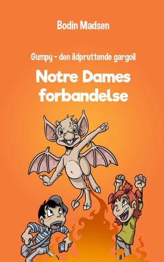 Bodin Madsen: Notre Dames forbandelse
