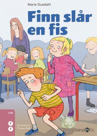 Marie Duedahl: Finn slår en fis