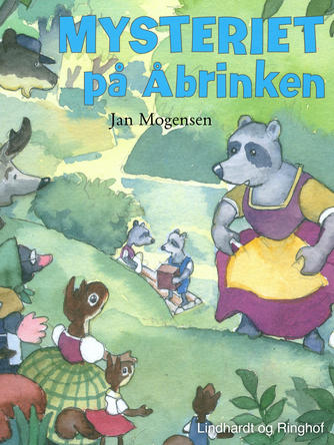 Jan Mogensen (f. 1945): Mysteriet på Åbrinken