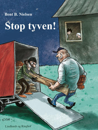 Bent B. Nielsen (f. 1949): Stop tyven!