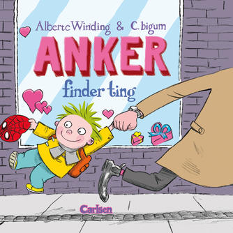 Alberte Winding: Anker finder ting