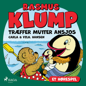 Carla Hansen (f. 1906): Rasmus Klump træffer Mutter Ansjos (Dramatiseret)