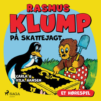 Carla Hansen (f. 1906): Rasmus Klump på skattejagt