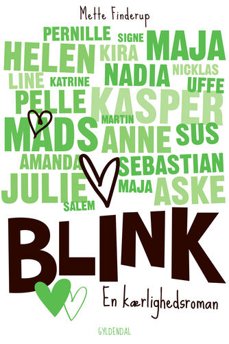 Mette Finderup: Blink : en kærlighedsroman