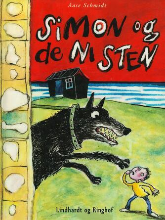 Aase Schmidt (f. 1935): Simon og de ni sten : en sommerhistorie for de små