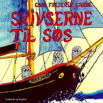 Carl Frederik Garde: Skivserne til søs