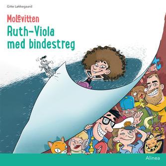 Gitte Løkkegaard: Ruth-Viola med bindestreg