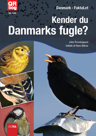 John Nielsen Præstegaard: Kender du Danmarks fugle?