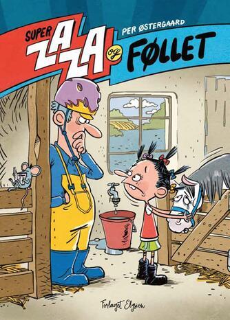 Per Østergaard (f. 1950): Super Zaza og føllet