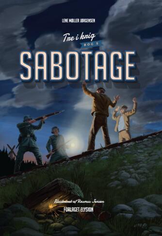 Lene Møller Jørgensen: Sabotage