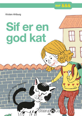 Kirsten Ahlburg: Sif er en god kat
