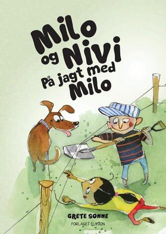 Grete Sonne (f. 1948): Milo og Nivi - på jagt med Milo