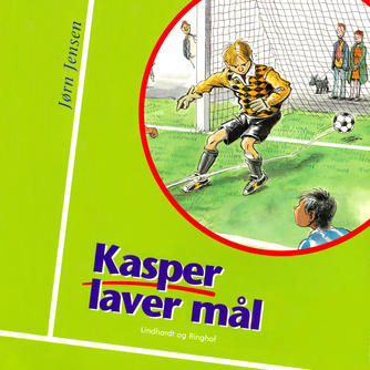 Jørn Jensen (f. 1946): Kasper laver mål