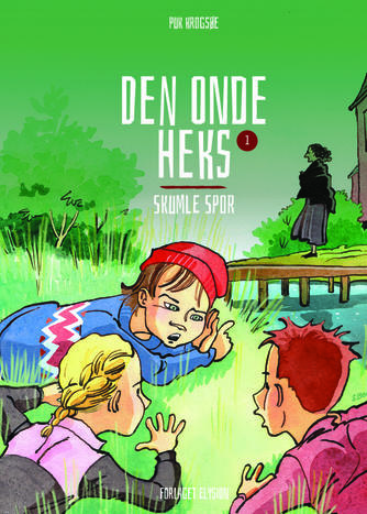 Puk Krogsøe: Den onde heks