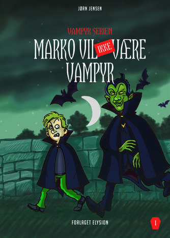 Jørn Jensen (f. 1946): Marko vil ikke være vampyr