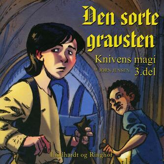 Jørn Jensen (f. 1946): Den sorte gravsten
