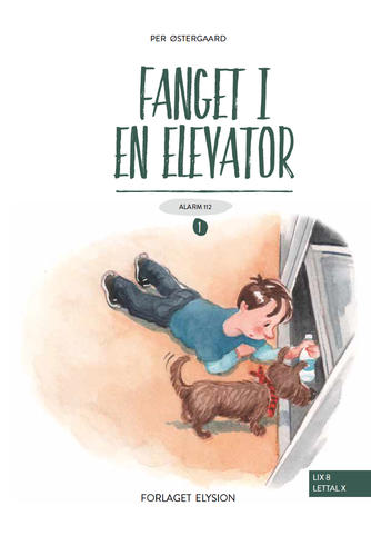 Per Østergaard (f. 1950): Fanget i en elevator