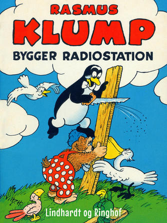 Carla Hansen (f. 1906): Rasmus Klump bygger radiostation