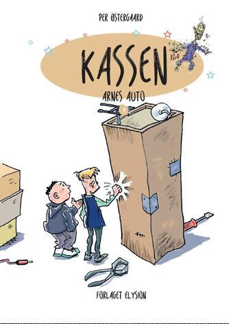 Per Østergaard (f. 1950): Kassen
