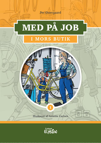 Per Østergaard (f. 1950): Med på job - i mors butik